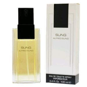 Sung by Alfred Sung for Women, Eau De Toilette Spray, 3.4-Ounce