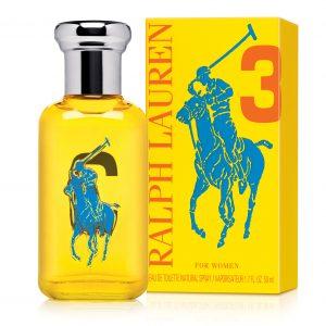 Perfume Review: Ralph Lauren Yellow #3 for Women