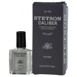 Stetson Caliber Cologne .5 oz.