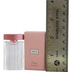 TOUS L'EAU by Tous for WOMEN: EAU DE PARFUM .15 OZ MINI (note* minis approximately 1-2 inches in height)