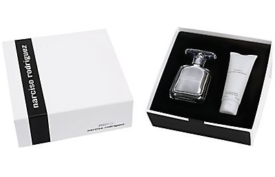 Narciso Rodriguez Eau de Parfum Essence for Her 50ml Gift Set + FREE Body Lotion 75ml by Narciso Rodriguez