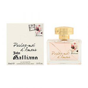 John Galliano Parlez-Moi D' Amour EDT Spray 30ml/1oz