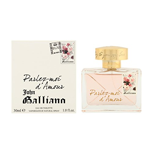 John Galliano Parlez-Moi D' Amour EDT Spray 30ml/1oz