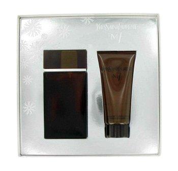 YSL M7 for Men LUXURY Gift SET – EDT SPRAY 3.3 FL OZ (100 ml), All-OVER SHOWER GEL 3.3 FL OZ (100 ml)