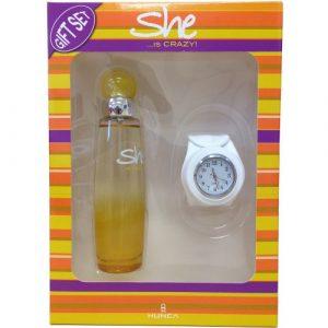 Hunca She Fragrance Gift Set, Crazy