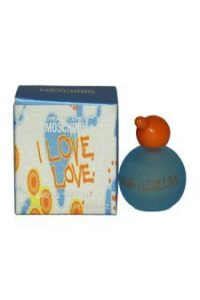 New brand I Love Love Cheap And Chic by Moschino for Women – 4.9 ml EDT Splash (Mini)