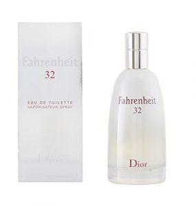 Fahrenheit 32 By Christian Dior For Men Eau De Toilette Spray, 3.4-Ounces
