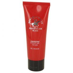 Beverly Hills Polo Club Blaze by Beverly Fragrance Shower Gel 2. 5 oz