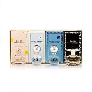 Daisy by Marc Jacobs, 4 Piece Variety Mini Gift Set for Women (Dream)
