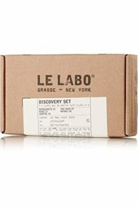 Le Labo Discovery Set Santal 33, Rose 31, Bergamote 22, Neroli 36 & The Noir 29 Sampler – .05 oz. Each
