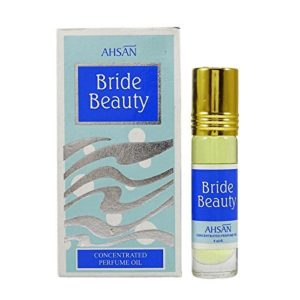 Ahsan Bride Beauty Fresh Natural Fragrance Roll On Concentrated Perfume Oil – 8 ml by Ahsan