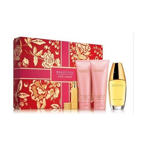 Beautiful Perfume Gift Set for Women 2.5 oz Eau De Parfum Spray
