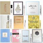 10 Designer Fragrance Samples for Women – 10 Perfume Vials + 2 bonus samples