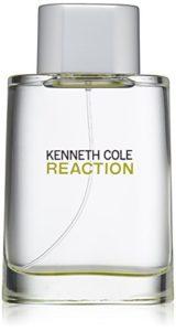 Kenneth Cole Reaction Eau de Toilette Spray for Men, 3.4 Fluid Ounce