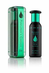 Perfumer's Choice – Victor – Eau de Parfum – Fragrance for Men – Aromatic Fougere Oriental Scent – 2.8 oz