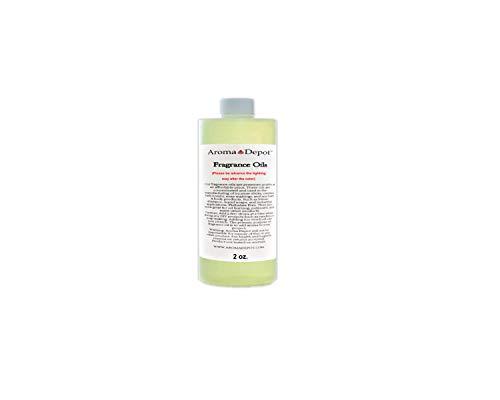 2 oz / 2 Ounces Sweet Vanilla Unisex Perfume/Body Oil Our Interpretation, Premium Quality Uncut Fragrance Oil