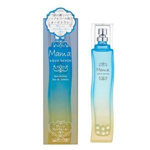 Aqua scent of soap mom Aqua soap green aroma Water Eau de Toilette EDT SP 80ml