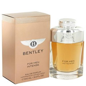Bentley Intense by Bentley Eau De Parfum Spray 3.4 oz for Men – 100% Authentic