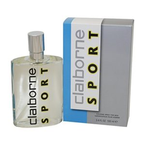 Claiborne Sport By Liz Claiborne For Men Eau-de-cologne Spray, 3.4 Ounce (Pack of 5)