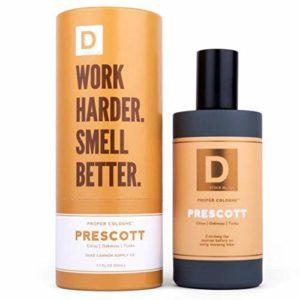 Duke Cannon Supply Co. Proper Cologne, 1.7 Fl Oz – Prescott/Eau de Parfum for Men