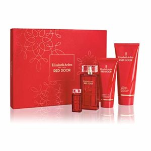 Elizabeth Arden Red Door 4 Piece Fragrance Gift Set, Perfume for Women, 4 ct.