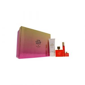 Kate Spade Live Colorfully Holiday Set Womens Perfume
