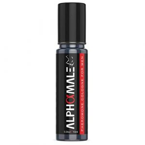 Premium Pheromone Cologne for Men – AlphaMale – Attraction Perfume for Men to Attract Women