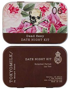 TokyoMilk Dead Sexy Date Night Tin Set