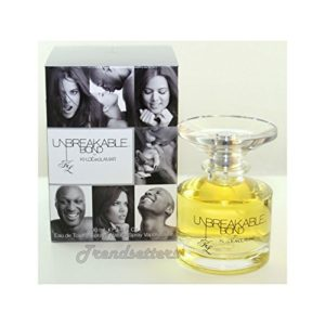Unbreakable FOR WOMEN by Khloe and Lamar – 3.4 oz EDT Spray
