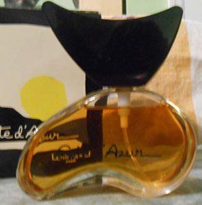 Cote D'Azur by Louis Feraud Eau de Toilette Spray 1.7oz Vintage Fragrance 1980's