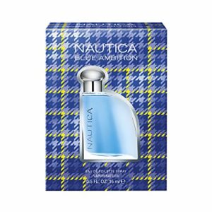 Nautica Blue Ambition Fragrance, 0.5-Ounce Gift, Total Retail Value $15.00