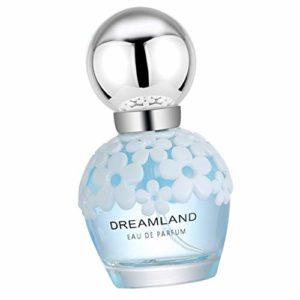 dailymall 1 Bottle Daisy Flower Perfume Women Men's Eau de Toilette Spray for Women,30ml