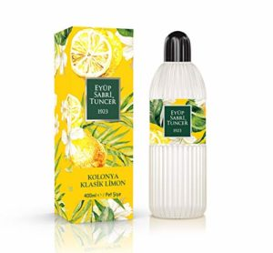 Premium Natural Classic Lemon Cologne (400 Ml/13.5 Oz)