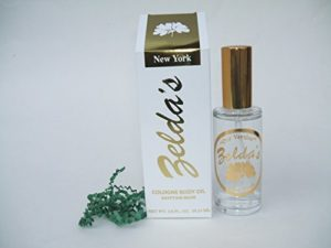 Zelda's Egyptian Musk (clean and fresh) Cologne or Body Spray 2 oz