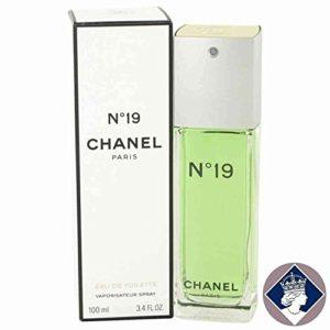 No.19 Eau De Toilette Spray Non-Refillable – 100ml/3.3oz