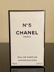 Chanel N°5 Eau De Parfum Spray for Women, 3.4 Ounce