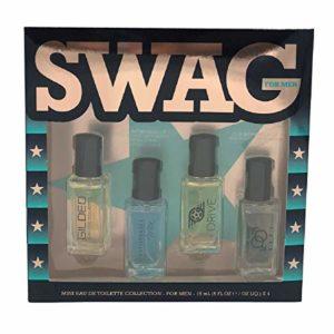Men's Swag Cologne Gift Set Case Pack 12