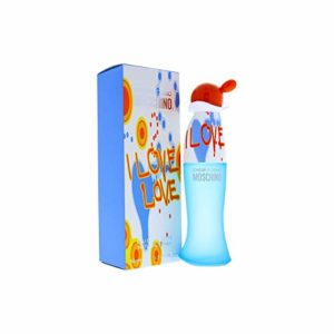 Moschino I Love Love Eau De Toilette Spray 50ml/1.7oz