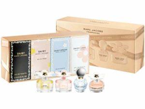 Marc Jacobs Daisy 4-Piece Mini Gift Set (Daisy, Daisy Eau so Fresh, Daisy Dream, Daisy Love)