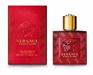 Versace Eros Flame for Men Eau De Parfume Spray, 1.7 Ounce