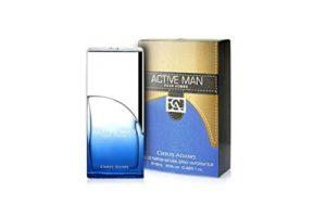 Active Man Eau De Parfum Miniature 15 ml Spray by Chris Adams