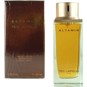 ALTAMIR by Ted Lapidus EDT SPRAY 4.2 OZ (UNBOXED)