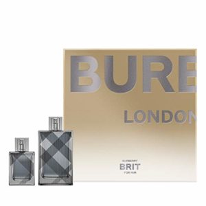 Burberry Brit for Him Giftset, 4.4 fl. oz.