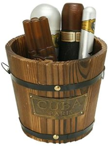 Cuba Gold by Cuba for Men – Gift Set – 3.4oz edt Spray, 6.7oz deodorant Spray, 3.3oz after shave, 1.17oz edt Spray with bucket