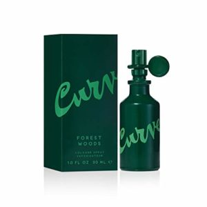 Curve Curve Forest Woods for Men 1.0 Oz Eau De Cologne, 1.0 Fl Oz