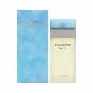Dolce & Gabbana Light Blue for Women Eau De Toilette, 3.3 Fl Oz