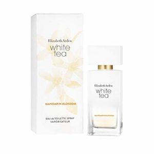 Elizabeth Arden White Tea Mandarin Blossom Eau de Toilette Spray, Perfume for Women, 1.7 oz.
