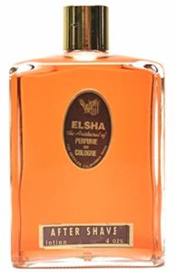 ELSHA AFTERSHAVE 1776 – Original Manufacturer – 4 fl oz bottle Aristocrat Cologne and Perfume – Long lasting scented cologne manufactured in the USA