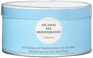 Escamas del Mediterraneo, Hand harvested Mediterranean Sea Salt Flakes