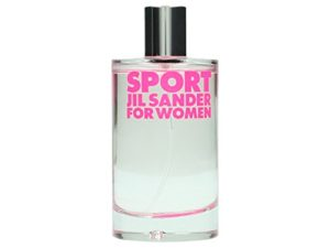 Jil Sander Sport For Women Eau de Toilette Spray, 3.4 Ounce